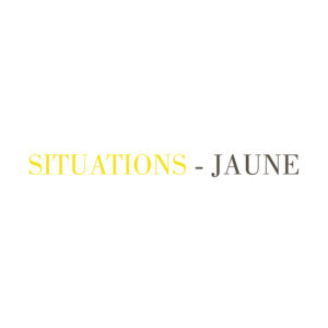 SITUATIONS – JAUNE